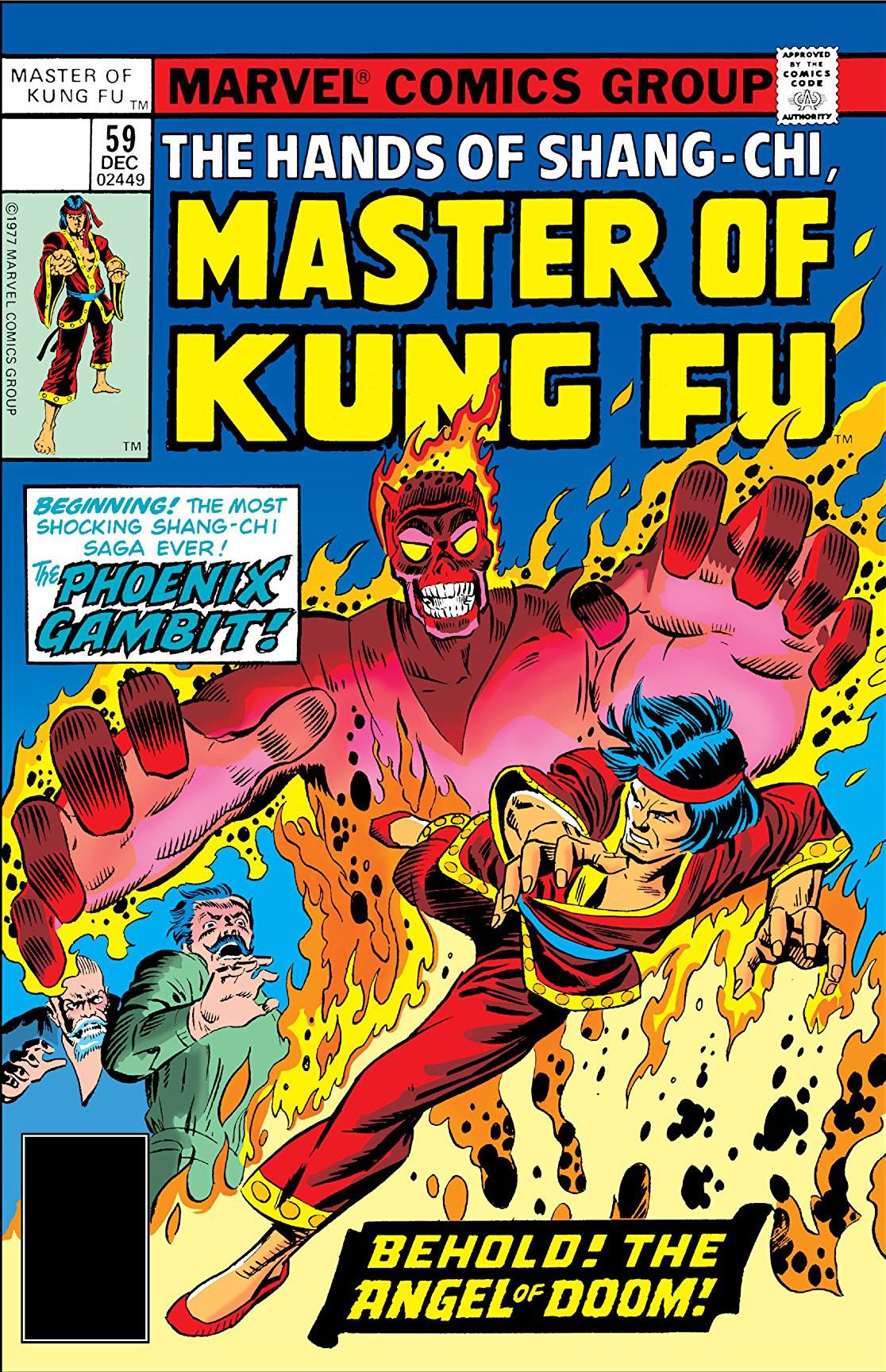 Master of Kung Fu Vol 1 59