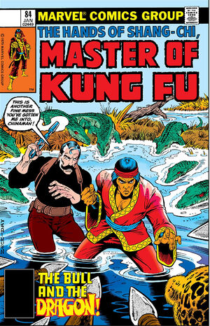 Master of Kung Fu Vol 1 84