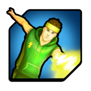 Maxwell Dillon (Earth-TRN562) from Marvel Avengers Academy 003