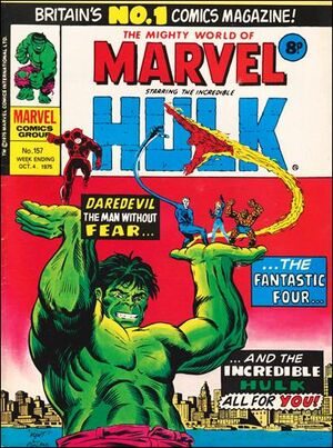 Mighty World of Marvel Vol 1 157