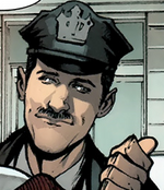 Mitch (NYPD) (Earth-616) from Amazing Spider-Man Vol 1 666 001