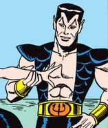 Namor McKenzie (Earth-77013) from Spider-Man Newspaper Strips Vol 1 2015 0002
