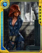 Natalia Romanova (Earth-616) from Marvel War of Heroes 009