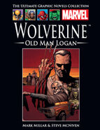 Official Marvel Graphic Novel Collection Vol 1 57