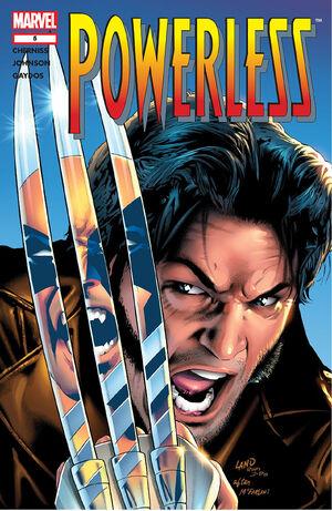 Powerless Vol 1 5