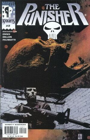 Punisher Vol 5 2