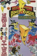 Saban's Mighty Morphin Power Rangers Ninja Rangers Vol 1 3