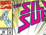 Silver Surfer Vol 3 60