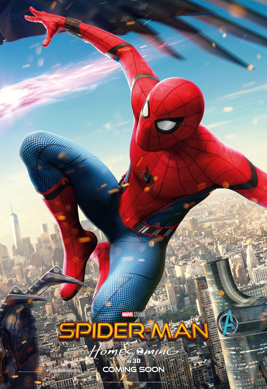 Spider-Man: Homecoming Movie Poster (#49 of 56) - IMP Awards