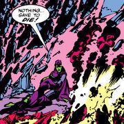 Tarnax IV from Fantastic Four Vol 1 257