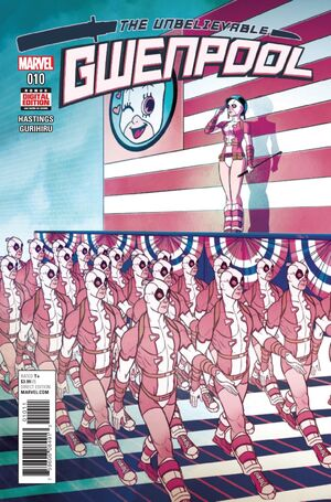 Unbelievable Gwenpool Vol 1 10