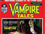 Vampire Tales Vol 1 1