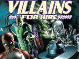 Villains for Hire Vol 1 1