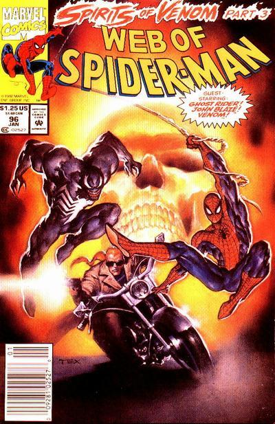 Web of Spider-Man Vol 1 96