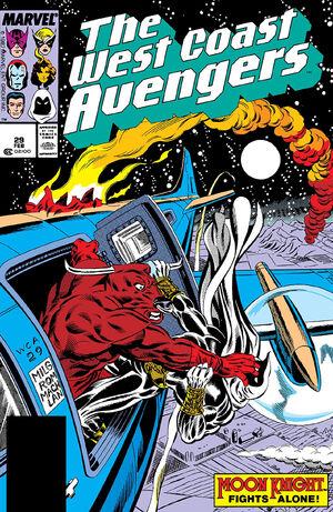 West Coast Avengers Vol 2 29