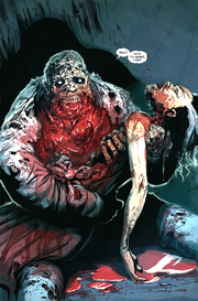 Wilson Fisk (Earth-2149) and Vanessa Fisk (Earth-2149) from Marvel Zombies 3 Vol 1 4 001