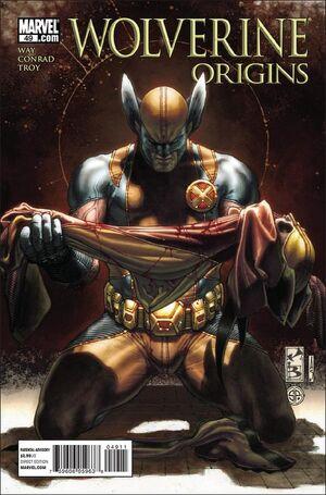 Wolverine Origins Vol 1 49