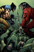 Wolverine Vol 3 31 Textless