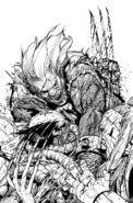 Wolverine Vol 3 70 Textless Third Printing Variant