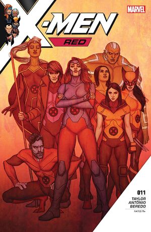 X-Men Red Vol 1 11