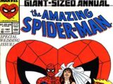 Amazing Spider-Man Annual Vol 1 21