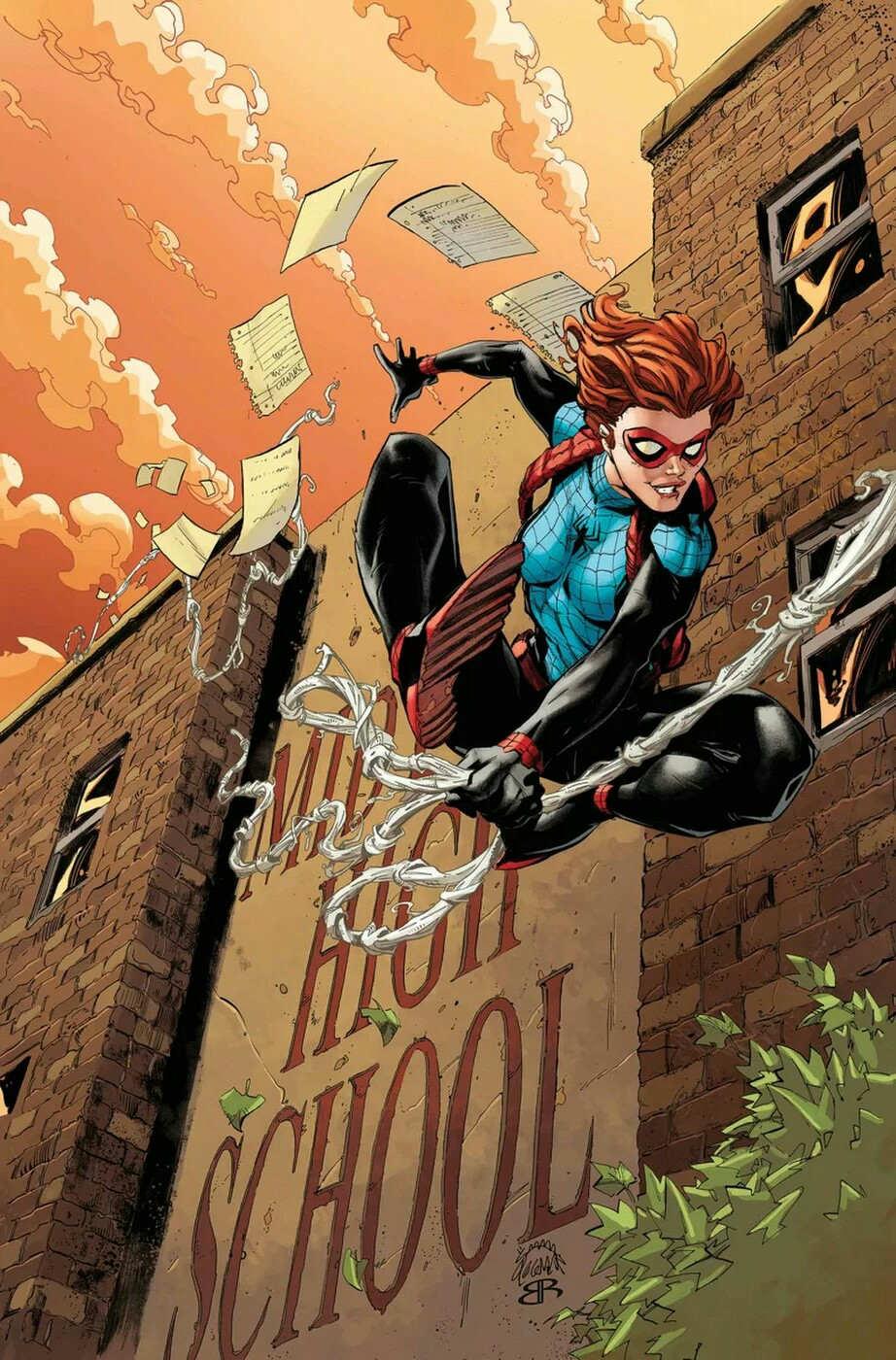Anna-May Parker (Earth-18119) | Marvel Database | FANDOM
