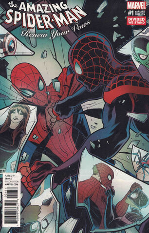 File:Amazing Spider-Man Renew Your Vows Vol 2 1 Divided We Stand Variant.jpg