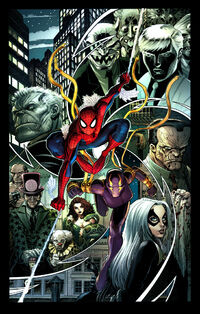 Amazing Spider-Man Vol 3 16.1 Textless