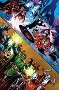 Avengers & X-Men AXIS Vol 1 8 Textless