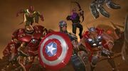 Avengers (Earth-TRN517) from Marvel Contest of Champions 002