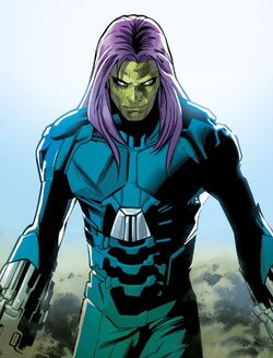 Barrage (Earth-616) from Uncanny X-Men Vol 4 2 001