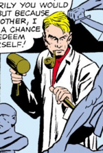Boris Petrovsky (Earth-616) from Tales of Suspense Vol 1 14 0001