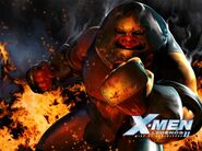 Cain Marko (Earth-7964) from X-Men Legends II Rise of Apocalypse 0001