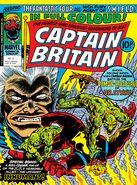Captain Britain Vol 1 9