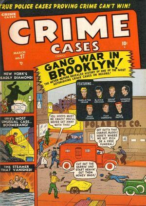 Crime Cases Comics Vol 1 27