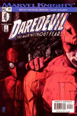 Daredevil Vol 2 35