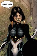 Death (Earth-616) from Thanos Rising Vol 1 1 001