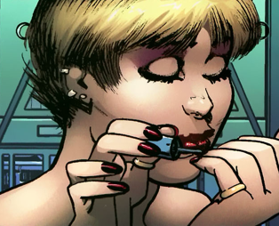 File:Doris (Assistant) (Earth-616) from Wolverine Vol 3 56 001.png