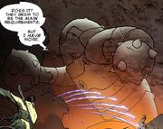 Endgame (Legion Personality) (Earth-616) from X-Men Legacy Vol 1 253 0002