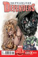 Fearless Defenders Vol 1 4AU