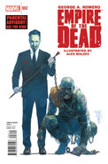 George Romero's Empire of the Dead Act One Vol 1 2