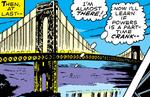 George Washington Bridge (Location) from Daredevil Vol 1 44 001