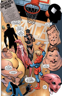 Great Lakes Avengers (Earth-616) from G.L.A. Vol 1 1 002