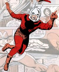 Henry Pym (Earth-616) from Avengers Origins Ant-Man & the Wasp Vol 1 1 001