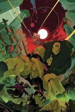 Immortal She-Hulk Vol 1 1 Empyre Variant Textless