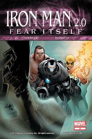 Iron Man 2.0 Vol 1 5