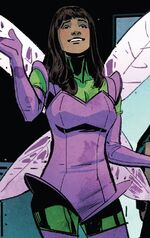 Janice Lincoln (LMD) (Earth-616) from Amazing Spider-Man Vol 5 6 001