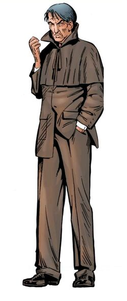 Jason Wyngarde (Earth-616) from Wolverine Weapon X Files Vol 1 1 001