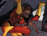 Jessica Drew (Earth-95019) from Marvel Zombies Evil Evolution Vol 1 1 001