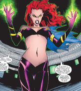 Madelyne Pryor (Earth-1298) from Mutant X Vol 1 10 0001